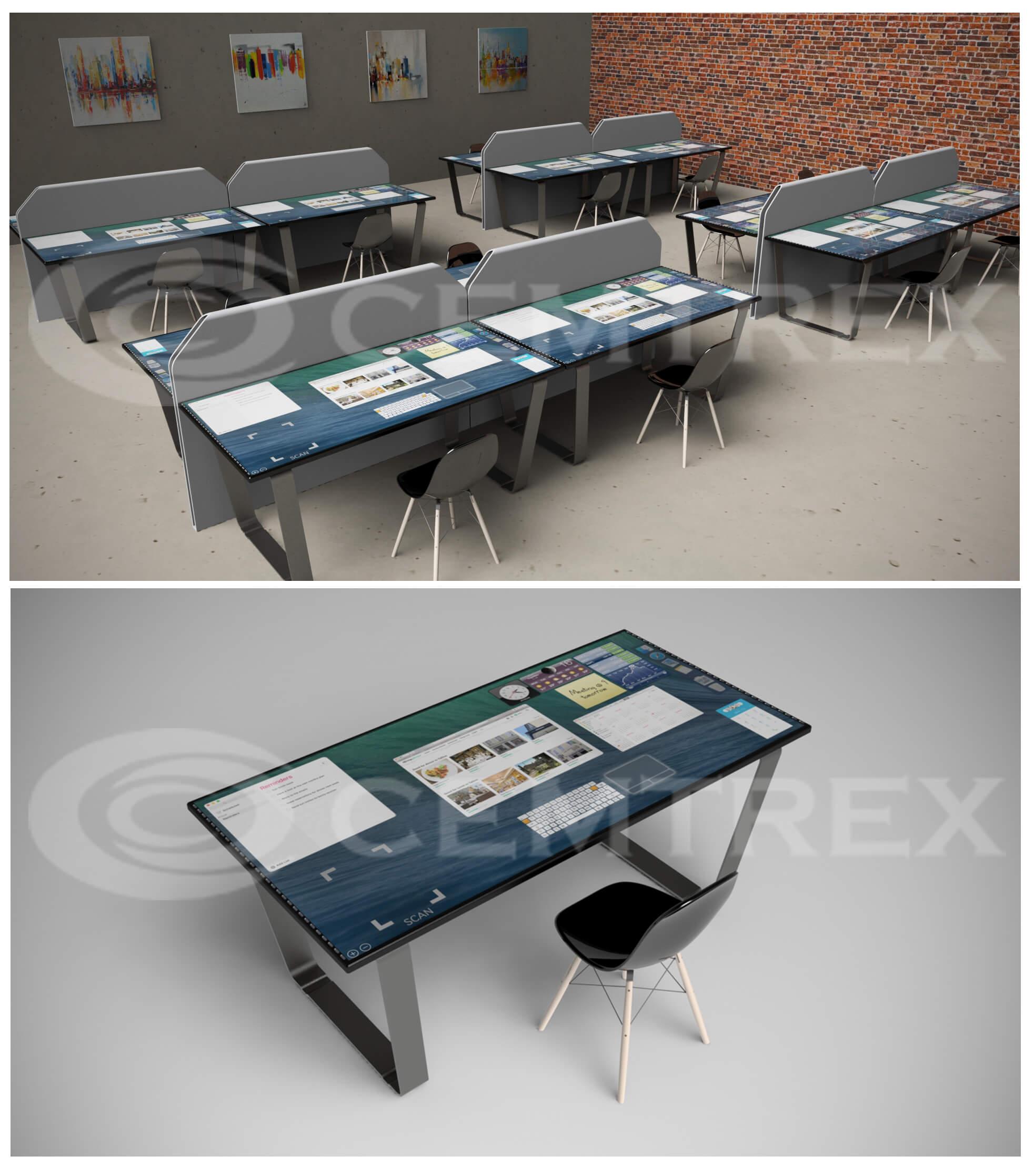 Cemtrex Developing An Advanced Smart Desk Cemtrex